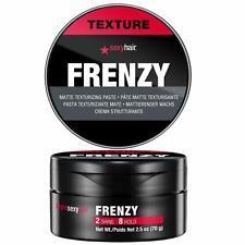 Sexy Hair Frenzy Matte Texturizing Paste 2.5 oz