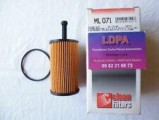 Filtre à huile PEUGEOT 106 ii (LDPA44)