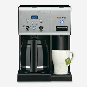 Cuisnart  COFFEE PLUS 12-CUP PROGRAMMABLE COFFEEMAKER & HOT WATER SYSTEM CHW-12C