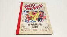 Les pieds nickelés T2 Sportifs / Pellos / Corrald // Hachette la collection