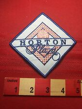 (Big Version) HORTON PLAZA Circa 1980s-90s Advertising Patch San Diego CA 76YD
