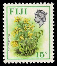 """Fidschi 313b (SG513) - Blumen """"Dendrobium TOKAI"""" 1976 Druck (pa17070)"""
