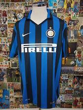 maglia calcio shirt maillot camiseta trikot INTER TG XL