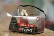 E-Force EForce E Force Racquetball Eye Wear, CRYSTAL WRAP