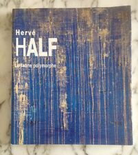 Hervé HALF Le faune polymorphe Ouvrage de reference rare