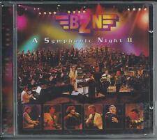 BZN - A Symphonic Night II CD Album 16TR HOLLAND 1998