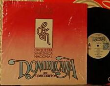 Orquestra Sinfonica Nacional Dominicana // En Con / ORIGINAL LP in Shrink Mint-!