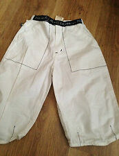 boys age 4 Miniman white cotton shorts good condition been worn 100% authentic
