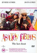 Absolutely Fabulous - The Last Shout - Parts 1 & 2 (DVD, 2001) Joanna Lumley