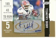 2008 SAGE FOOTBALL - ANDRE CALDWELL ROOKIE HIT AUTO - A88 - 52/250 - BENGALS
