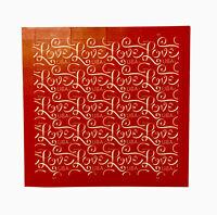 Love Ribbons Full Sheet of 20 Forever Stamps Scott 4626
