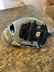 Wilson A2000 RH 1786 Baseball Glove, 11.5, New, NWT