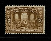 Canada SC# 135, Mint Never Hinged - S2677