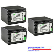 Kastar Replacement Battery Pack for Panasonic VW-VBK360 & SDR-S50A SDR-S50K