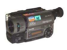 Sony Handycam CCD-TR515E Hi8 Camcorder - 8mm Video Camera Recorder