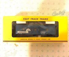 American Models S Scale 7704 Conrail Bay Window Caboose #21120 NIB