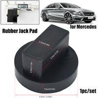 Rubber Jacking Jack Pad Lift Adaptor FOR Mercedes A B C M R S Class GLS GLC SLK