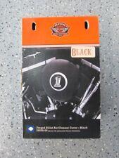 Harley Davidson Billet Air Cleaner Cover-Black 29506-09