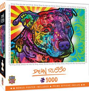 Masterpieces Puzzle Dean Russo Forever Home Puzzle 1,000 pieces