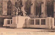"""CHALONS-SUR-MARNE monument aux morts """"La relève"""" par Gaston Broquet"""