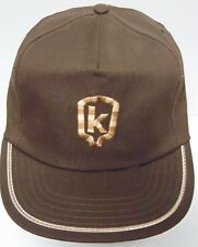 Rare Vintage 1980s Keltgen Farm Seed Farmer Snapback Trucker Hat Made In The Usa