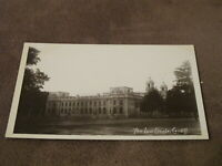 Early real photographic postcard - Law courts - Cardiff - Glamorgan -South Wales