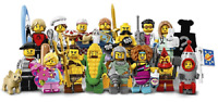Lego ® Minifigure Figurine 71018 Series 17 Choose Minifig NEW