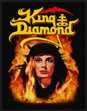 KING DIAMOND - FATAL PORTRAIT (NEW) SEW ON PATCH OFFICIAL BAND MERCH