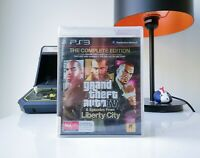 GRAND THEFT AUTO IV: THE COMPLETE EDITION - PLAYSTATION 3 | LIKE NEW & SEALED