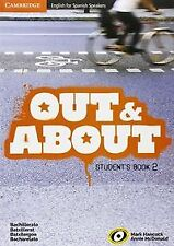 (15).OUT & ABOUT 2 STUDENTS +COMMON MISTAKES BOOKLET. ENVÍO URGENTE (ESPAÑA)