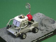 MOON BUGGY aus Diamantenfieber James Bond 007 1:43 Mondfahrzeug Modellauto OVP