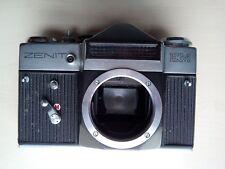 boitier seul d'appareil photo ancien marque ZENIT EM35 fabrication USSR .D11
