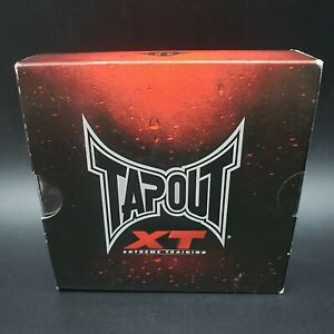 TapOut XT Extreme Training 13 DVD Set Workout Fitness Training MMA Core Cardio