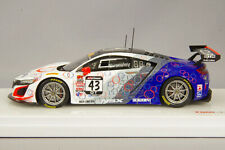 1 43 Truescale TSM Acura Honda NSX GT3 #43 PWC GP/GT 2nd RealTime 2017 TSM430383