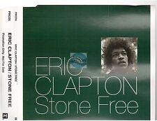 ERIC CLAPTON stone free CD PROMO jimi hendrix tribute
