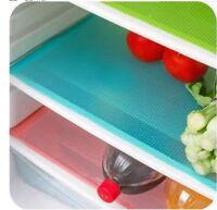 4X Refrigerator Mat Fridge Anti-fouling&Frost Washable Waterproof Kitchen Pad