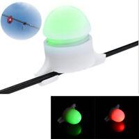 Fishing Lure Electronic Luminous Fish Bell Alarm Fishing Lights Lamp Pole UUMW