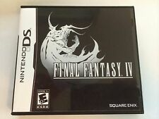 Final Fantasy IV - Nintendo DS - Replacement Case - No Game