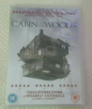 DVD The Cabin In The Woods [DVD] [2017] Chris Hemsworth NEW & Sealed