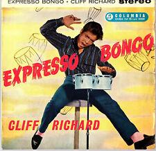 "CLIFF RICHARD & THE SHADOWS   EP COLUMBIA  "" EXPRESSO BONGO ""   [UK]  (stéréo)"