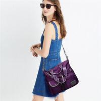 Women's Ladies Outdoor Crossbody Shoulder Handbag Multi Pocket Nylon Bag Shan