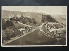 Sussex EASTBOURNE Holywell Retreat c1925 by Photochrom Co Ltd 58903