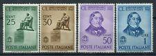 Kingdom of Italy 1942 Rossini complete set MNH ** Saxon s100