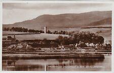 Macdonald's Monument & Ben Wyvis, DINGWALL, Ross-shire RP