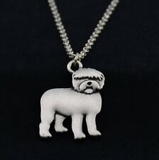 Cartoon Sheepdog Pendant Necklace Animal Rescue Donation