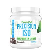 BioHealth Pasture Fed PRECISION ISO 14 Serv Whey Protein Powder Dymatize ISO-100