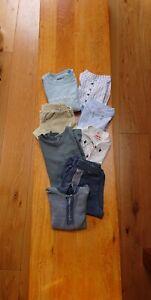 Baby Boy Bundle Of Clothes(Catimini,Petit Bateau,Burberry,Boboli) 12-24m