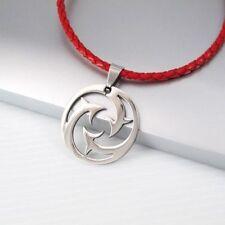 Leather Chain Charm Fashion Necklaces & Pendants