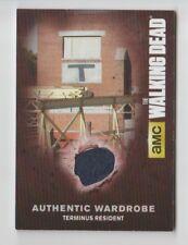 The Walking Dead AMC Costume Trading Card Terminus Resident M10.1