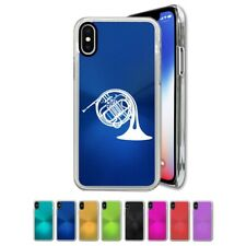 Case Compatible with iPhone X, Xs, XR, Xs Max - French Horn